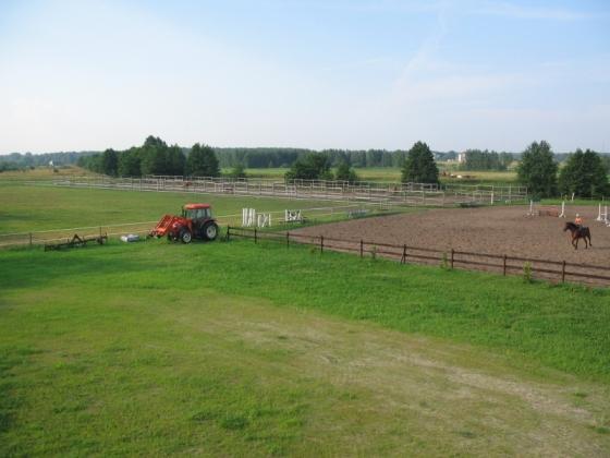 skats uz saimniecību