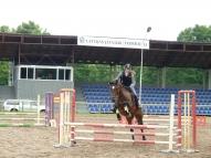 Danna ar zirgu Gundega