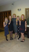 Sintija, Aiga, Agnese, Līga, Dina