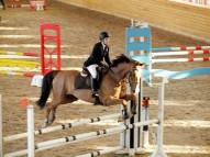 Karolina ar zirgu Calandria