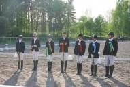Apbalvošana 2.grupas uzvarētājiem- bērnu, Open class un amatieru konkurencēs