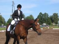Elza un Sakta mājas sacensībās 2009