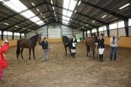 LŠZAA rīkotā zirgu vērtēšana  2010